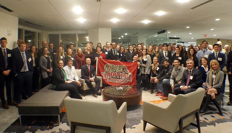 The Boston Externship Program group photo